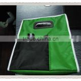 Polyester cooler bag for picnic