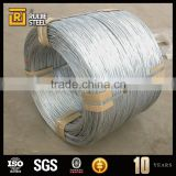 12 gauge stranded galvanized iron wire / Galvanized Steel Wire /hot dipped galvanized wire price (tianjin china)