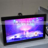 12 inch LCD monitor Multi-media Digital Photo Frame Built in Stereo Speaker with Remote Control                                                                         Quality Choice