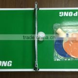 WOODEN TABLE TENNIS GAME OUTDOOR GAME GARDEN GAME