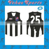 sublimated custom rugby jersey afl jumper