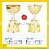 Metal Trophies and Awards Trophy Cup Plastic Small Trophy Cup Student Trophy Cup Pet Trophy Cup S8