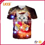Wholesale custom logo 3d sublimation printed t-shirt,blank printing 3d t shirt from China                                                                                                         Supplier's Choice