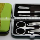 Promotional Stainless Steel Multi Tool Nail Clipper/Nail Tool/Manicure Set In Case