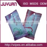 Bacteriostatic face multi-purpose cleaning tissue paper biodegradable from Manufacture