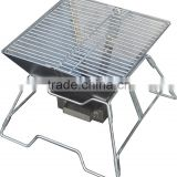 commercial charcoal bbq grill/round stainless steel outdoor charcoal bbq grill/rectangular charcoal bbq grill