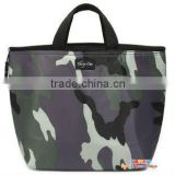 Camouflage cloth for Women's satchel