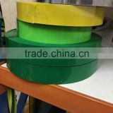 Customized Made 50mm Width 0.38 Thickness AAA Transprency Shoelace Cellulose Acetate Tipping Plastic
