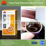 Herbal Cough Syrup in Glass Bottle Provitec Food Supplement productive cough syrup