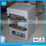 Laboratory inert gas protective heat treatment gas annealing furnace with water coolling system