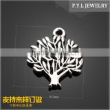 ZW3259-991 zinc alloy plating metal pendant pendant pendant zinc alloy jewelry accessories of ancient trees