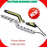 12v 17cm z shape DRL Hotest selling new model 100% Waterproof led drl for audi a6