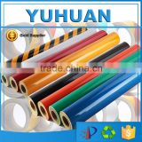 Colored PVC / PET Based Truck Vehicle Free Samples high intensity grade reflective sheeting
