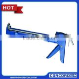 Metal Spray Coated Caulking Gun with Dented Rod, Caulking Gun                                                                         Quality Choice