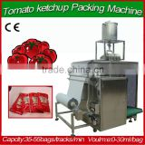 tomato ketchup packing machine , sauce packing machine , automatic liquid packing machine