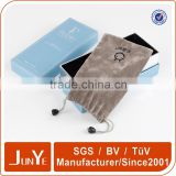 custom logo jewelry pouch microfiber sunglass pouch drawstring bag                                                                         Quality Choice                                                     Most Popular