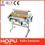 360mm 4 rollers desktop fm360 roll laminator