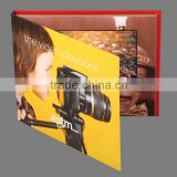 "2.4""2.8"" 4.3"" 5"" 7"" 10"" LCD Video Greeting Card/LCD Video Brochure/LCD Video Booklet for advertisement, gift, education"