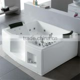 Q362 water jet bathtub hight quality acrylic 2 person spa hot tub