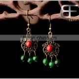 Vintage Women's Chandelier Drop Earrings, Fashion Dangle earrings Jewelry