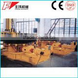 Welding turntable with 100 tons