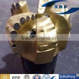 5 blades drill bit , steel body PDC bit high quality with best price