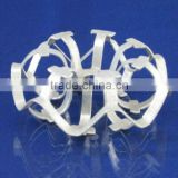 50mm High quality Metal Teller Metal Rosette Ring Random packing for absorption & Refrigeration of gas