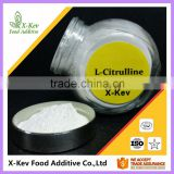 Amino acid L-Citrulline powder from Guangzhou manufacturer