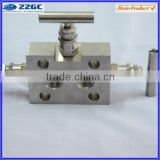 Chinese 3 valve manifold with high quality and reasonable price