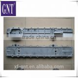 NEW type hydraulic oil cooler cover for excavator E320B E320C                                                                                                         Supplier's Choice
