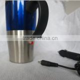 double wall usb heated thermos travel mug