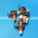 1K 5K 10K 20K 50K 100K 200K 250K 500K linear alps guitar rotary potentiometer with push switch