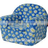 Super Soft Velvet Warm Design Removable & Washable Baby Single Foam Sofa Couch Chair