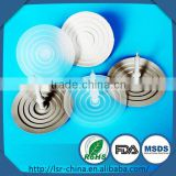 OEM service for silicone gasket seal,silicone o-rings sealing,silicone rubber extrusion seal
