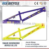 20 inch alloy 6061 BMX freestyle bicycle frame