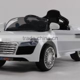 simulation dual-drive fashion ride on 12V two speed options toy car electric ride on car