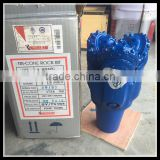 6''tungsten carbide insert tricone drill bits /TCI tricone bits for soft formations
