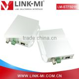 LM-STF501H SD/HD/3G SDI BNC to Fiber Video Converter With RS485