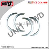 HOT SALE !! Unity Hot Customization Size NEW product universal fender flares/4X4 wheel arch flares/fender flare l200