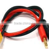 14awg 30cm battery Charging lead cable wire with XT60 / Traxxas / EC3 / EC5 / EC2 / JST connector 30cm
