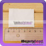 Hot sale nail wipes nail cotton wipes for nail art nail polish remover wipes