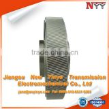 steel ground precision helical gear