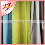 China supplier 100% polyester hotel blackout curtain fabric india