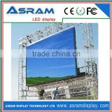 Cree New product series P10 full color advertising rental outdoor led display board