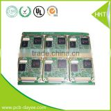 consumer electronic manufacturers circuit board OEM China multilayer smt pick pcb assembly