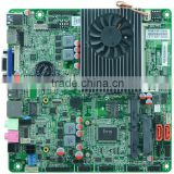 AIO ultra-thin Mini ITX motherboard/ Haswell / broadwell untra-thin lvds i3 i5 i7 mainboard