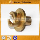 Copper customized cnc milling machining parts