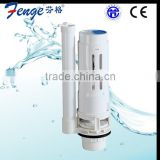 Supply one piece toilet plastic toilet bowl manual toilet fill valve