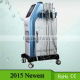 Best sale hydro dermabrasion machine/water aqua facial dermabrasion peeling machine (CE)