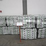 Factory hot sale Zinc ingots Zamak 5 widely used in coating industry